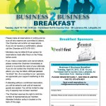 Sussex County Chamber of Commerce Flyer