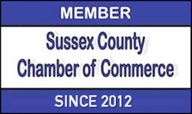 Member of the Sussex County Chamber of Commerce